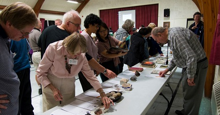 October Meeting: Mineral Collecting in the Mineral Capital of Canada by Liz Kennedy Over 70 members came to  our October meeting  to hear a presentation on mineral collecting. Corey Labans treated […]