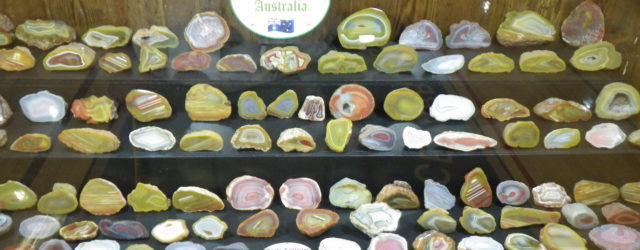 AGATE EXPO 2016 by Dick stata When you live in Southern Ontario, and do Lapidary work, your a thousand miles from collecting an Agate. I have been grinding on Agates […]