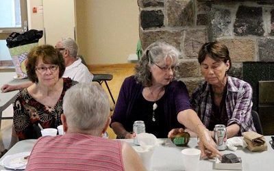 Our Annual Potluck Picnic  By Dick Stata The Scarborough Mineral Club held it's annual Potluck on Saturday, held this year at the Bambury Community Recreation Centre, excellent accommodations for our […]